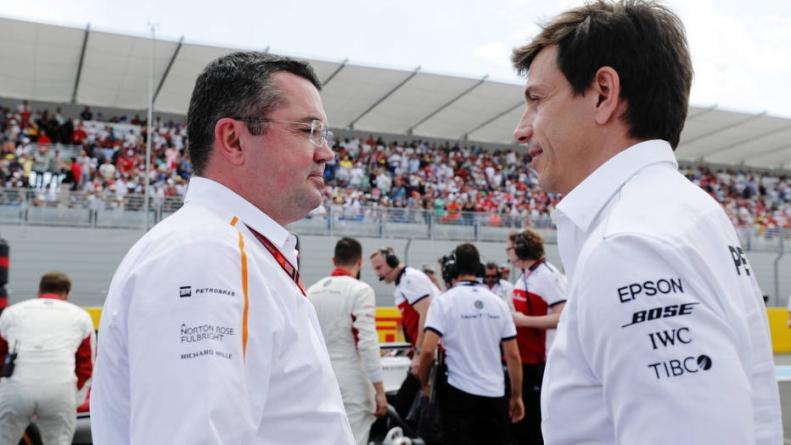 McLaren tiene su «mejor día del año» durante los breves test de Bahréin