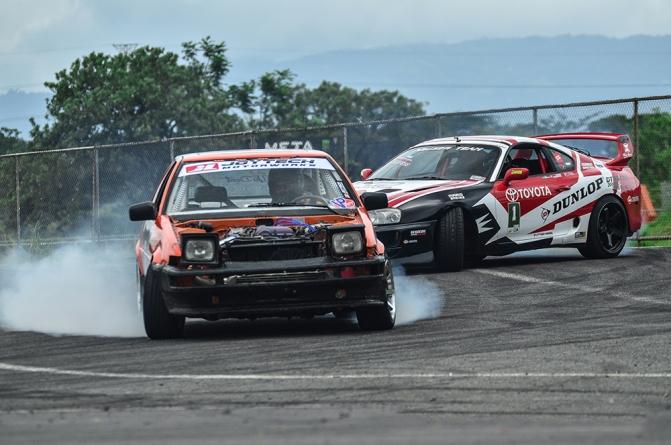 Mario Brenes y Daniel Quirós buscan asegurarse el Campeonato en el tercer round