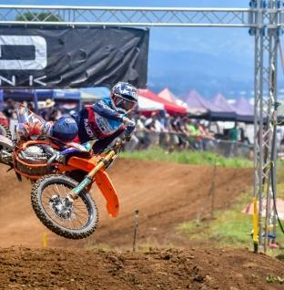 Motocross estrena Pista en Puriscal para la Copa Pasión MX