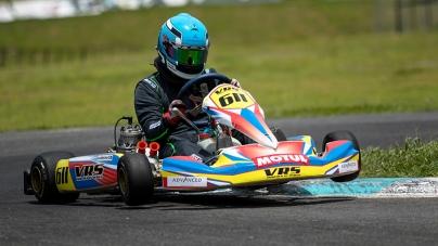 Trazado amplio predominará en la sexta fecha del Costa Rica Kart Championship
