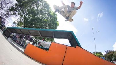 Segunda jornada del certamen de skateboarding espera más competidores