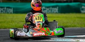 Formal regresa a la cima del kartismo