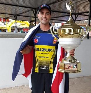 Roberto Castro es el subcampeón Latinoamericano de Motocross en MX1