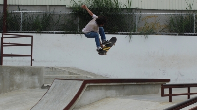 Segunda fecha del skatebording nacional reunió a 140 jóvenes
