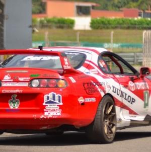 Daniel Quirós gana cuarta fecha y se corona campeón nacional de drift