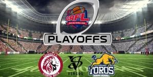 Semifinal: Primera división de fútbol americano nacional