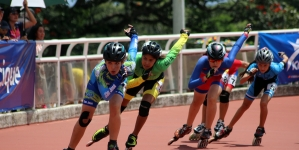 Patinadores a luchar por el boleto a Juegos Nacionales
