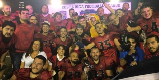 Los Leones son los nuevos monarcas del fútbol americano en Costa Rica